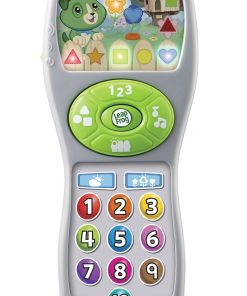 LeapFrog Scout's Learning Lights Remote, Pretend Play Toy For Kids