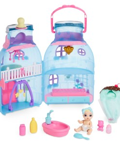 Baby Born Surprise Baby Bottle House with 20+ Surprises