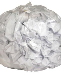 Genuine Joe Clear Trash Can Liners, Clear, 100 / Box (Quantity)