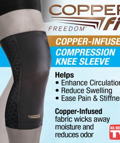 As Seen On Tv Copper Fit 2.0 Knee Xlarge