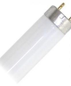 (Case of 10) F32T8/SP41 32 Watt Cool White T8 Linear Fluorescent Tube, 4 Foot, 32W FO32 741 Fluorescent Light Bulbs