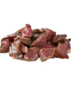 BISON (BUFFALO) STEW MEAT 20 lbs total (in 5 lbs packs)
