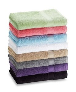 7-pack: 27″ X 52″ 100% Cotton Extra-absorbent Bath Towels
