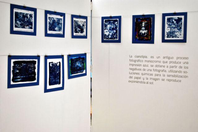 Patty Dimo - Exhibition Installation