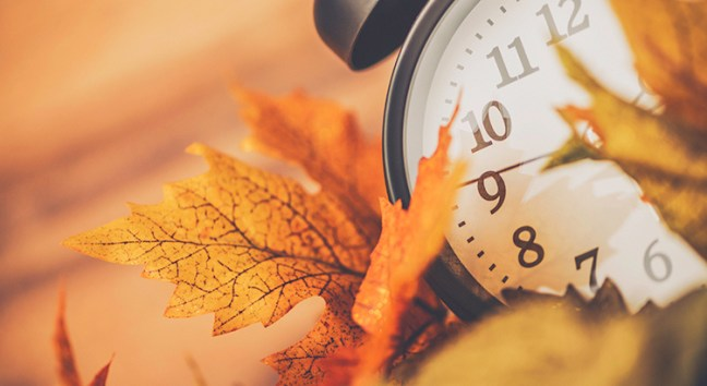 The Difference an Hour Will Make This Fall [INFOGRAPHIC] | Simplifying The Market
