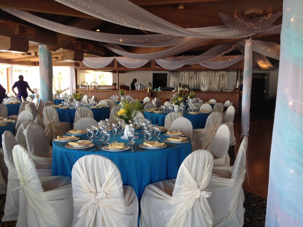 Marina Village Weddings Pattys Linen Rentals