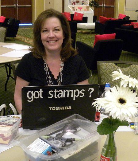 Got stamps laptop
