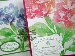 Pastel sweet floral cards 2
