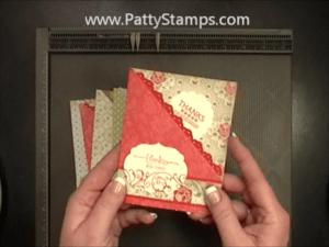 Double pocket card screenshot