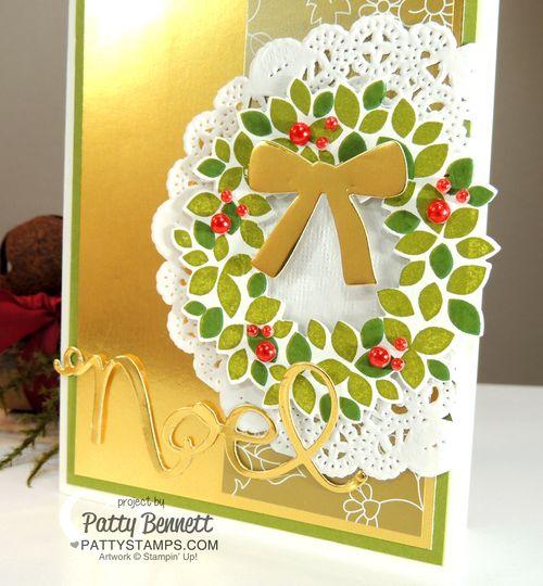 Wondrous-wreath-gold-foil-sheet-christmas-noel-stampin-up