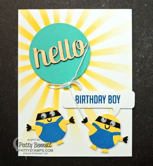 Hooray-its-your-day-minion-birthday-card-owl-punch-stampin-up-balloon