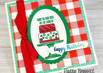 Piece of Cake Occasions Catalog Sneak Peek cards