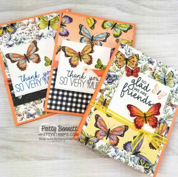 Last Chance for Botanical Butterfly Paper!