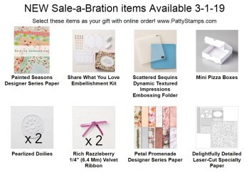 One Week Left for Sale-a-Bration 2019
