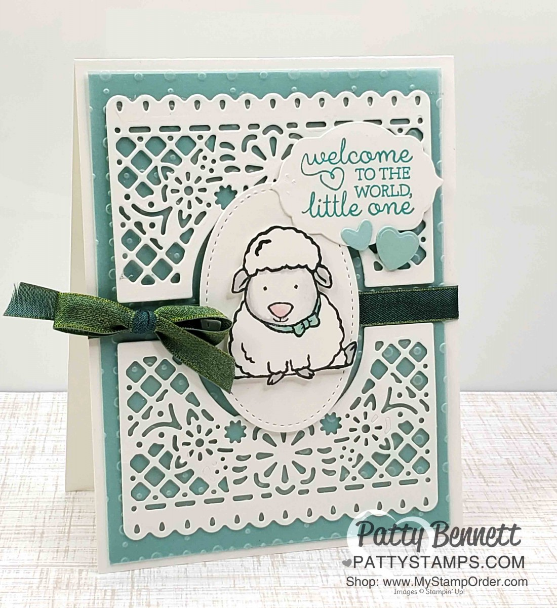 3 Welcome Easter Cards Featuring Jubilee Beauty Dies Patty Stamps