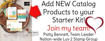 Add Brand New Product to your Starter Kit!