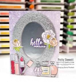 Best Dressed Mirror Card with Heirloom Frames