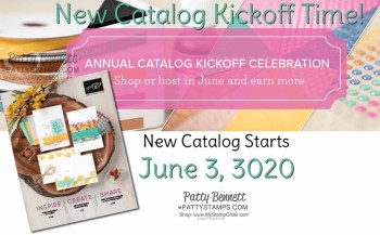 Order from the New Catalog Tomorrow!