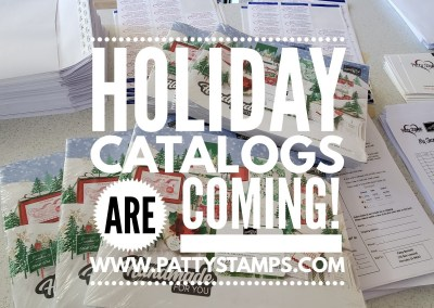 Holiday Catalog 2020 is Coming!