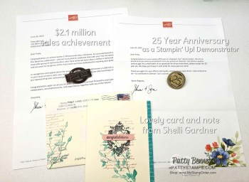 Recognition Pins from Stampin' UP!