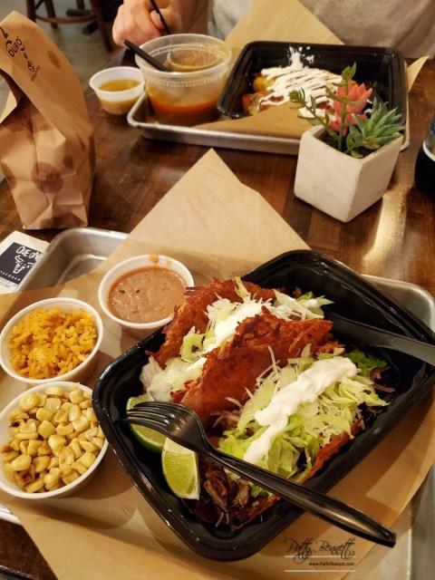 Tacos de Costra from Que Onda, Pinole CA