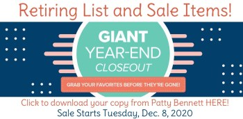 Year End Closeout is Coming Soon!