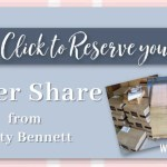 Click to Reserve your Stampin