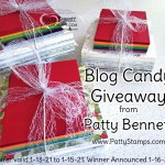 Triple Blog Candy Giveaway - Stampin