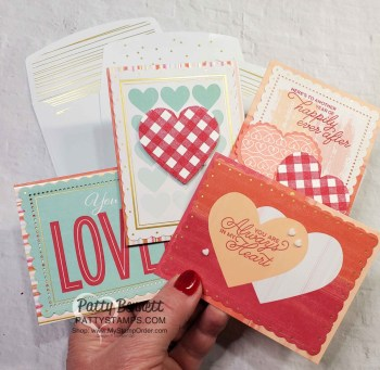 4 Sweet Little Valentines Cards ideas