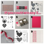 Blog Candy Giveaway for Valentine
