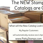 How to get a new 2021 2022 Stampin UP! Catalog from Patty Bennett