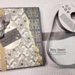 Simply Elegant designer paper with Stampin