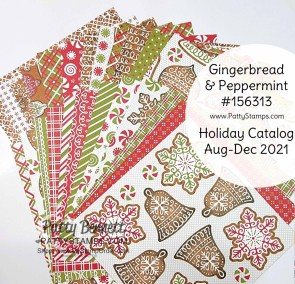 Gingerbread & Peppermint Christmas Crafts Video