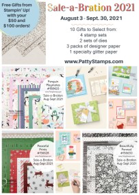 Sale-a-Bration Video – Gifts from Stampin' Up!