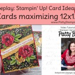 Split Card Video tutorial by Patty Bennett