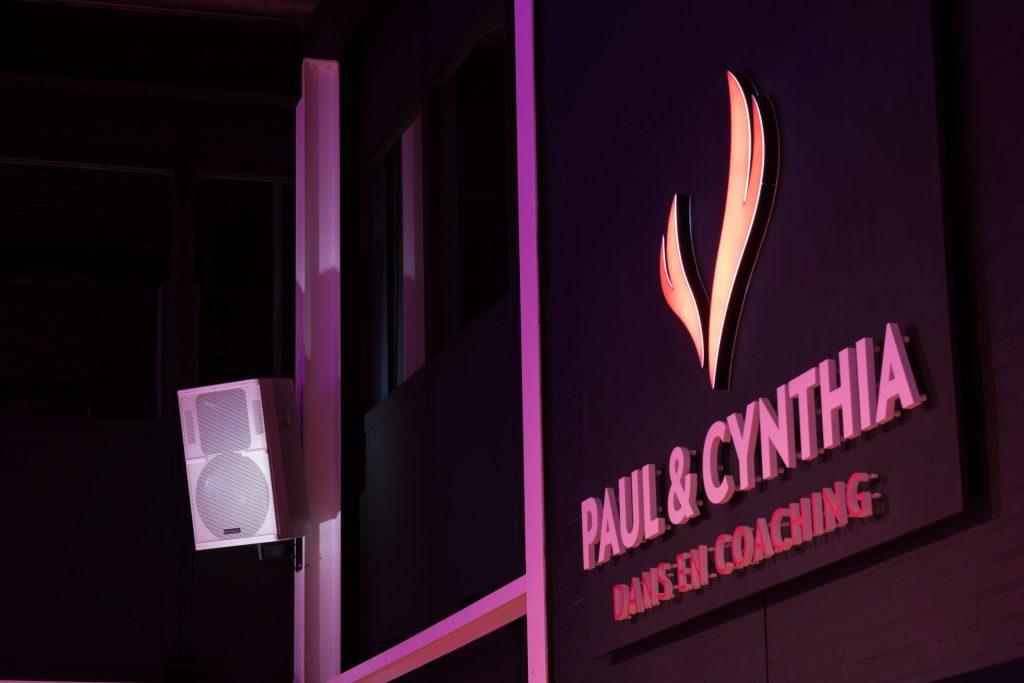 Paul en Cyntia
