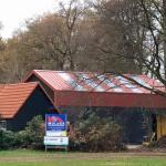 Morshoekweg Hengelo nieuwbouw loods golfclub Driene