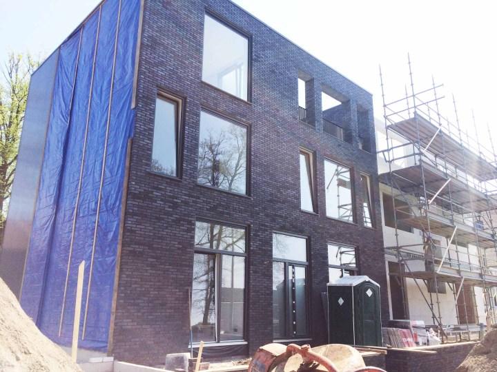 Lonnekerspoorlaan Roombeek Architect Enschede nieuwbouw huis woning
