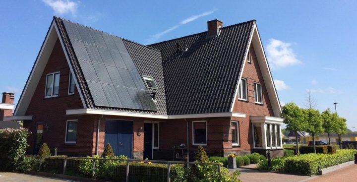 Nieuwbouw jaren dertig woning Klein Alblas. Architect Enschede Markelo Hengelo Haaksbergen Almelo Oldenzaal Borne Alblasserdam