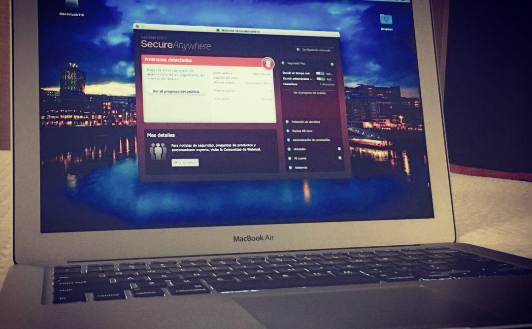 Webroot a prueba: Un Antivirus veloz y eficaz