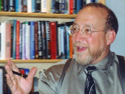 author Richard Ben Cramer