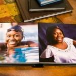 High School Senior Montage Artbook Album