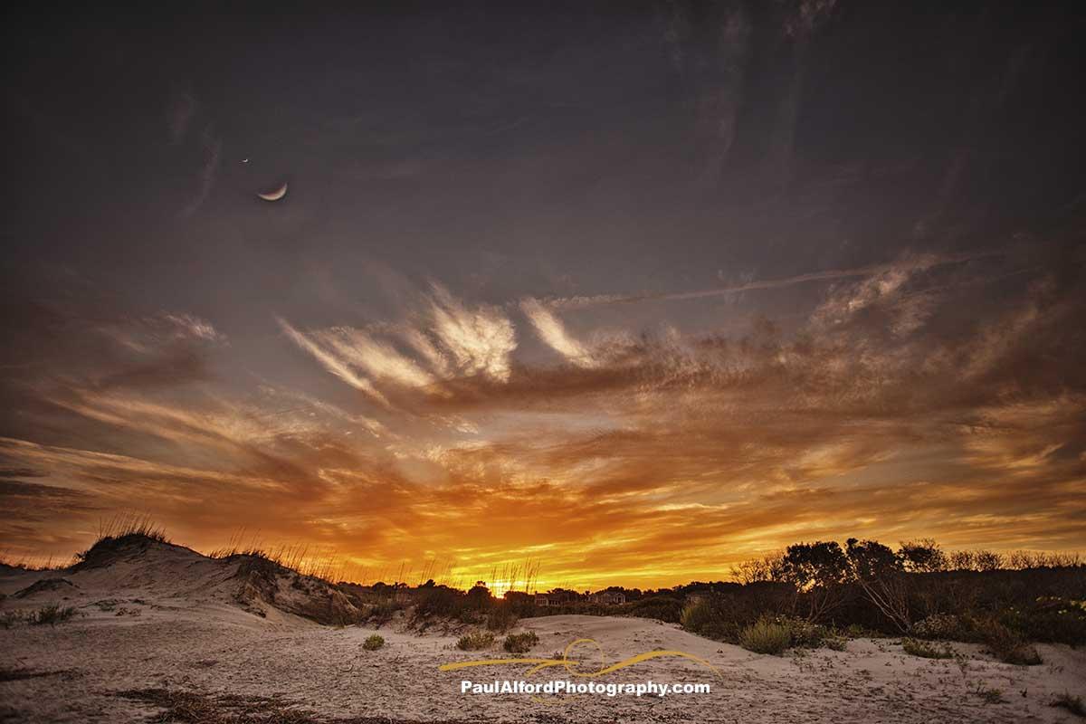 Seabrook Island Sunset