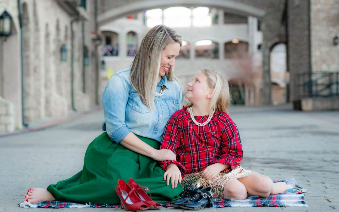 My Very First Mother/Daughter Photo Session with Two Very Special People