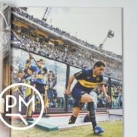 Algunas revistas sobre fútbol