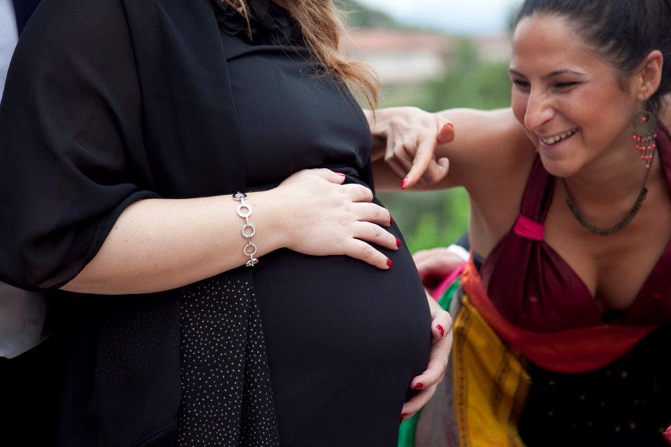 Últimos días de embarazo… ¡¡¡Esperando la llegada de Martina!!!