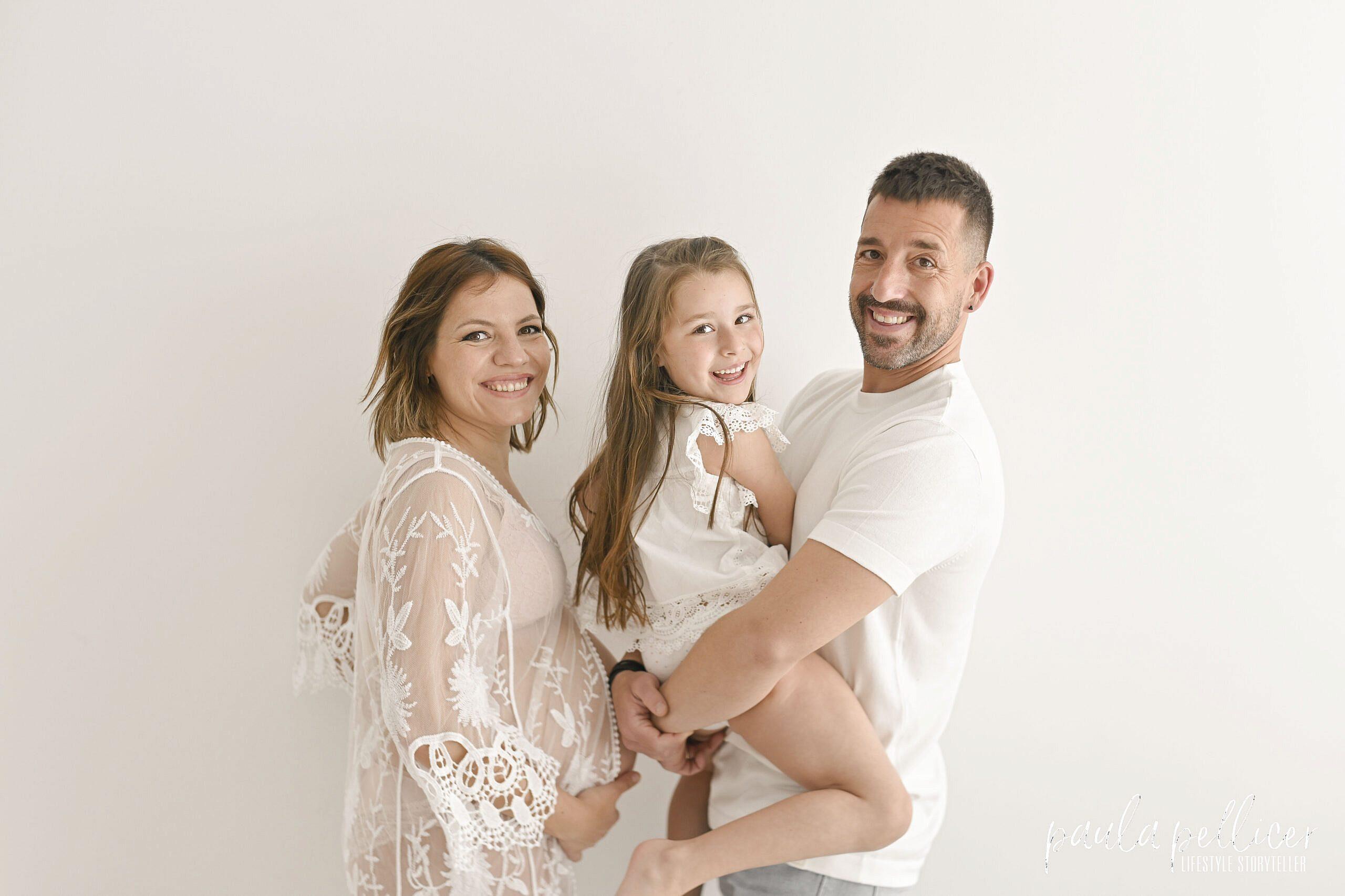 mejores fotografias embarazo barcelona sant cugat