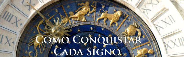 como conquistar cada signo