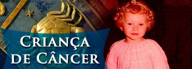 criança de câncer