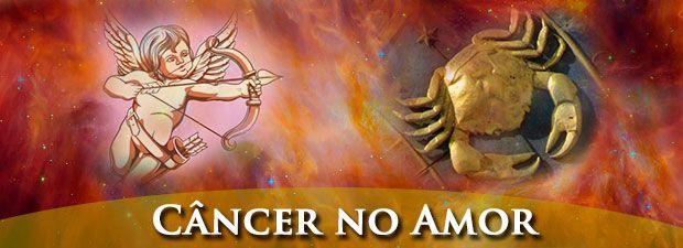 signo de câncer no amor